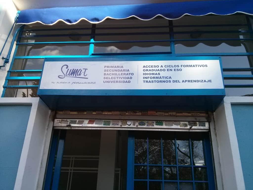 Academia en el Barrio de la Concepción de Madrid