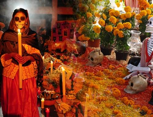 Día de los Muertos mexicano