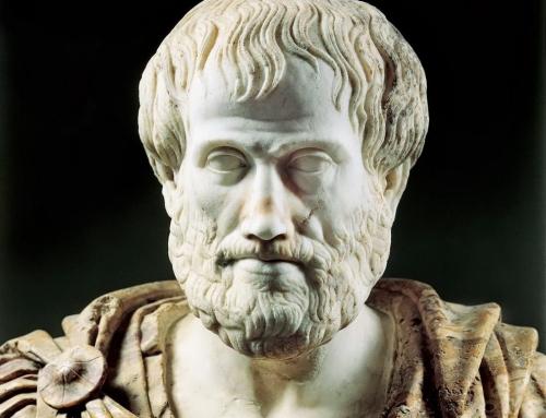 Año de Aristóteles, y posible descubrimiento de su sepulcro
