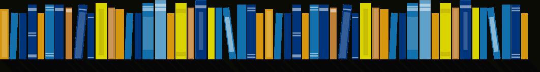 Hilera de libros