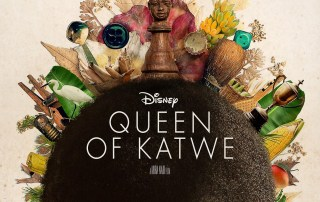 La reina de Katwe
